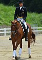 7th Thanks Horse Days Dressage 20140721.JPG