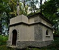A-506 Poręba Żegoty kaplica–mauzoleum Szembeków c.jpg