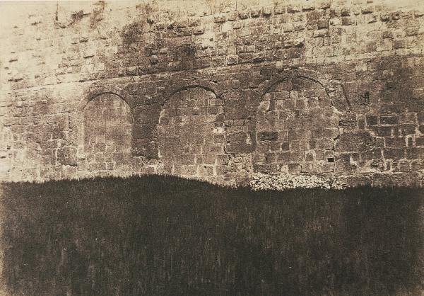 A. Salzmann - Huldah Gates - Jerusalem