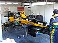 A1 Grand Prix Race Car of Team RSA 2005.jpg