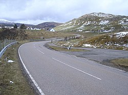 A835 looking north - geograph.org.uk - 741345.jpg