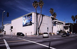Association of Moving Image Archivists - The Academy of Motion Picture Arts and Sciences's Pickford Center for Motion Picture Study, 1313 N. Vine St., Hollywood - Home to the AMIA Office