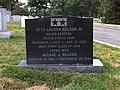 ANCExplorer Otto L. Nelson Jr. grave.jpg