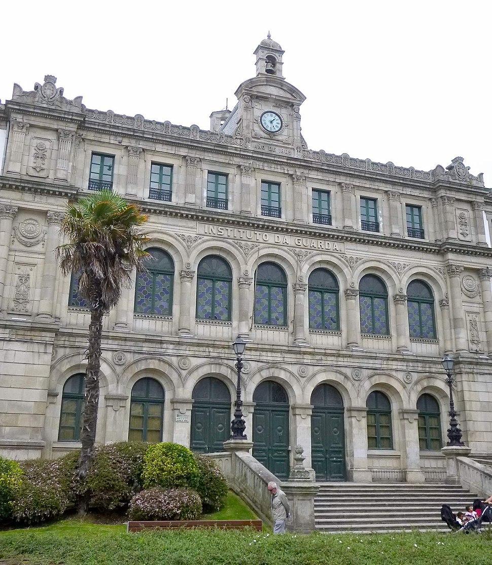 A Coruña - Plaza de Pontevedra - Instituto Eusebio da Guarda