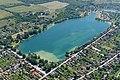 A Dorogi-tó más néven Palatinus strand. Közigazgatásilag Esztergom kertvároshoz tartozik.jpg