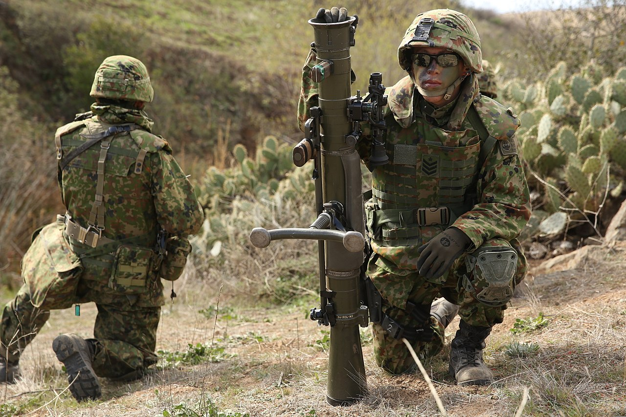 file a japan ground self defense force jgsdf soldier right participates in a simulated. Black Bedroom Furniture Sets. Home Design Ideas