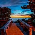 A Short Walk Into the Sunset (36316584730).jpg