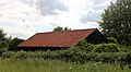 A barn at the junction of Betts Lane and Common Road at Nazeing, Essex, England.JPG