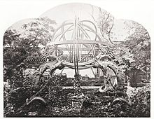 A bronze Zodiacal sphere, Peking Observatory Wellcome L0040974.jpg