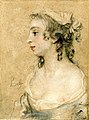 A lady drawn by Sir Peter Lely.jpg