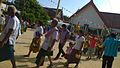 A parade of the local people.jpg