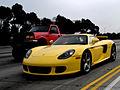 A yellow Porsche Carrera GT DSC00520 (2488853922).jpg