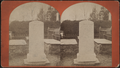 Aaron Burr's Monument, College of New Jersey, Princeton, from Robert N. Dennis collection of stereoscopic views.png