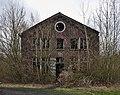 Abandoned military building in Fort de la Chartreuse, Liege, Belgium (DSCF3368).jpg