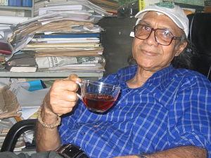 Abdul Mannan Syed - Syed in 2009 (Dhaka)