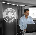 Abhishek Suryawanshi Wikipedia Training..jpg