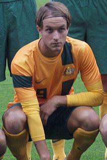 Adam Taggart Australian association football player