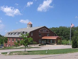 Adams Township, Butler County, Pennsylvania - Adams Township Municipal Building