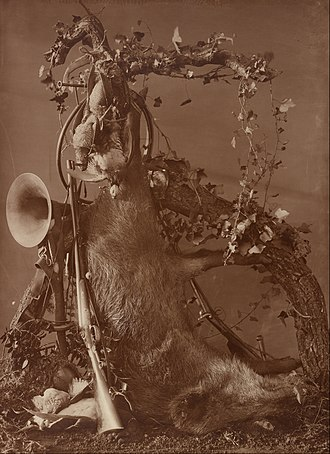 Adolphe Braun - Image: Adolphe Braun (French Still Life of a Hunting Scene Google Art Project)