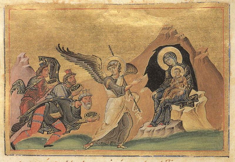 http://upload.wikimedia.org/wikipedia/commons/thumb/3/3b/Adoration_of_the_Magi_%28Menologion_of_Basil_II%29.jpg/800px-Adoration_of_the_Magi_%28Menologion_of_Basil_II%29.jpg