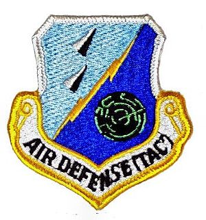 Air Defense, Tactical Air Command