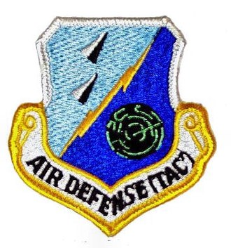 Air Defense, Tactical Air Command - Image: Adtac patch 1980