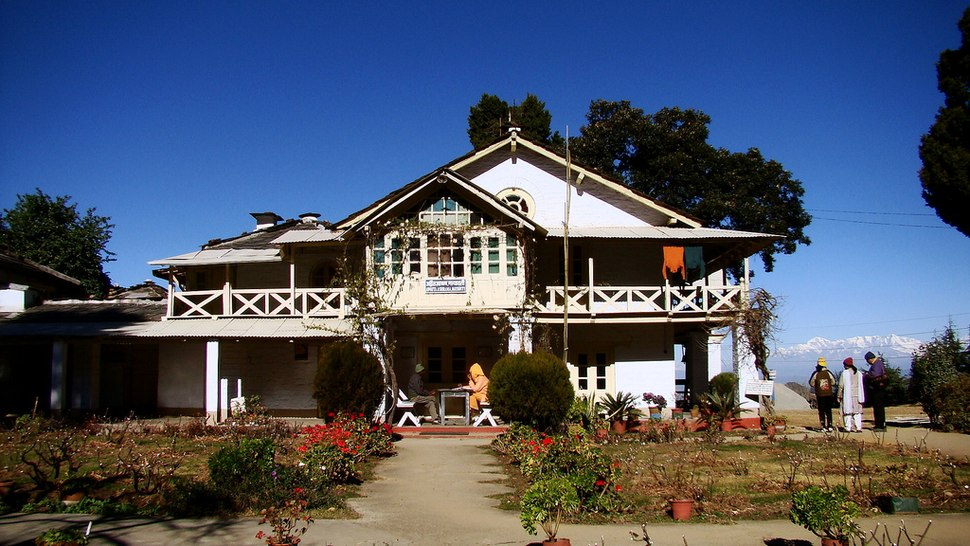 Advaita Ashrama, Mayavati, a branch of the Ramakrishna Math, founded on March 19, 1899