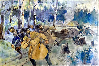 Russia and the American Revolution - Advancement of the Promyshlenniki to the East