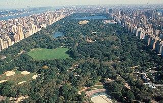 Central Park Conservancy Nonprofit park conservancy
