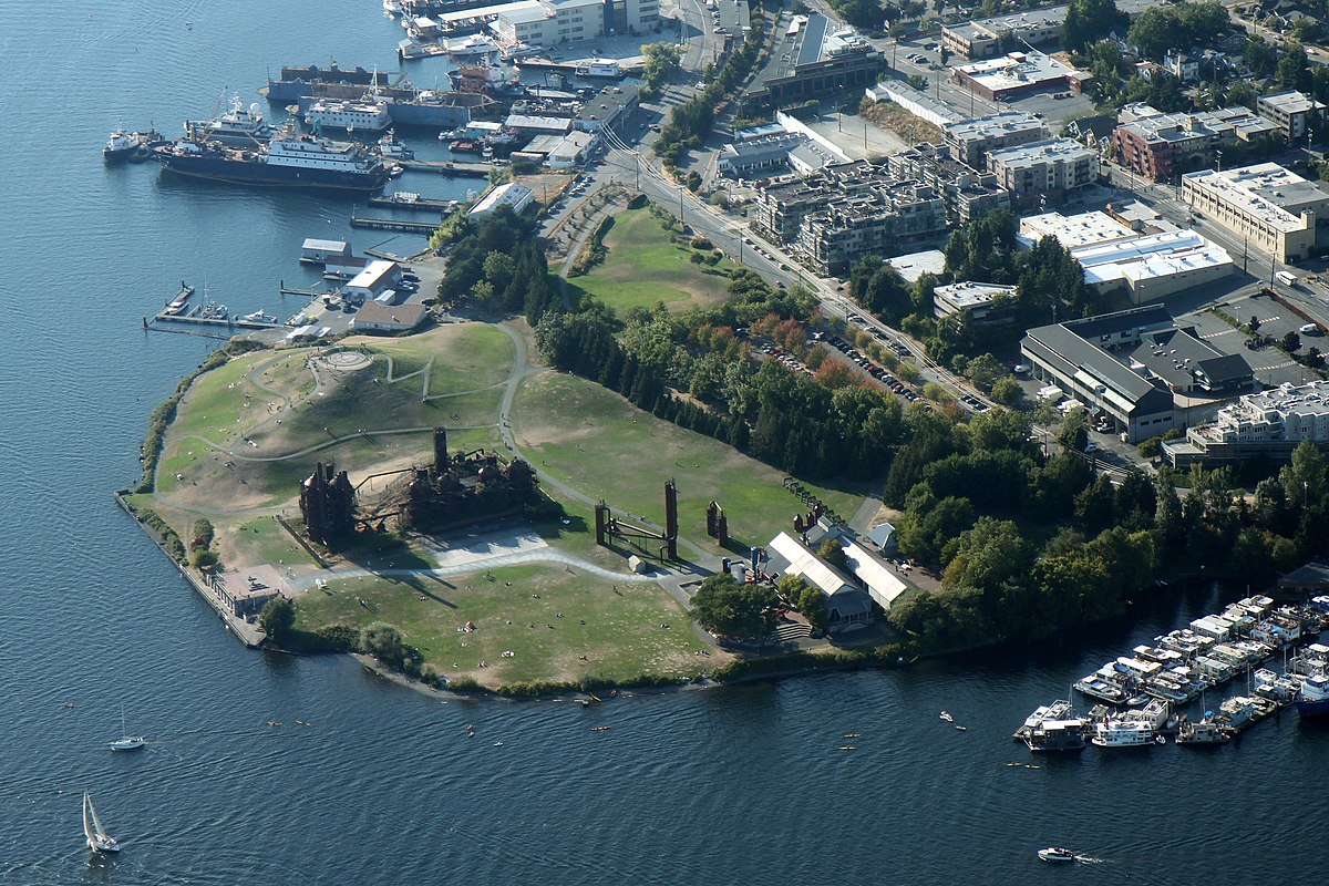 Gas Works Park - Wikipedia