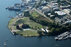 Aerial Gas Works Park September 2011.jpg