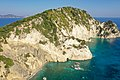 Aerial of Marathonisi island Zakynthos Greece (44655651950).jpg