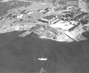 Aerial view of Coast Guard Air Station Salem in 1945.jpg