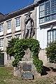 Afonso II O Casto. Santiago de Compostela. Galiza.jpg