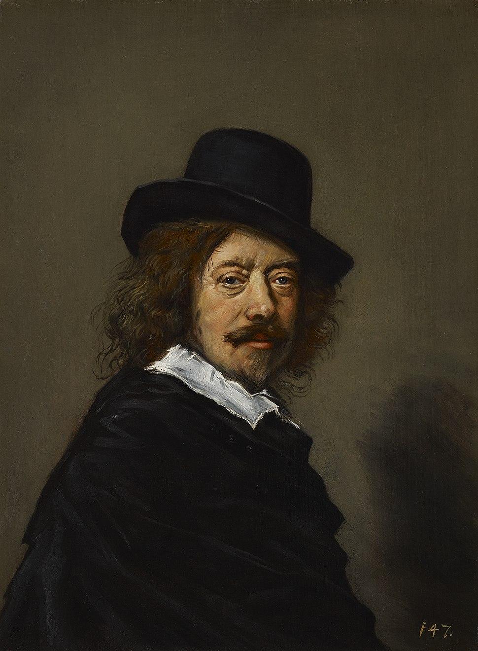After Frans Hals - Portrait of Frans Hals - Indianapolis