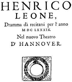 Bildergebnis für agostino steffani enrico leone hannover