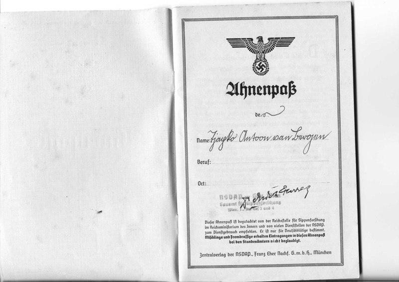 File:Ahnenpass Tjapko Antoon van Bergen (1903-1944).pdf