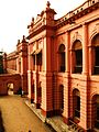 Ahsan Monjil Nabab Palace in Dhaka Bangladesh 2012 8.JPG