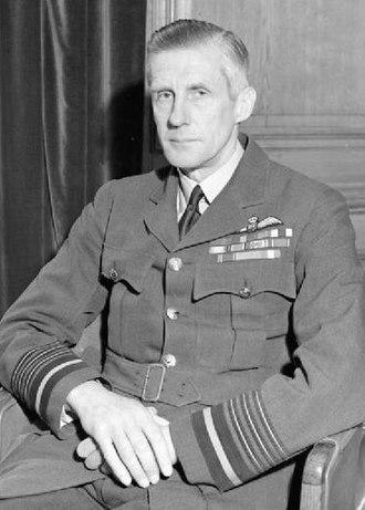 Edgar Ludlow-Hewitt - Air Chief Marshal Ludlow-Hewitt