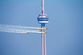 Air show and CN Tower September 2012.jpg