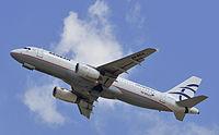 SX-DGJ - A320 - Olympic Air