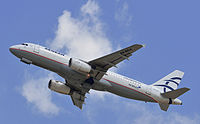 SX-DGJ - A320 - Aegean Airlines