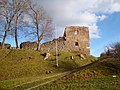 Aizpute castle ruins, 13th century - panoramio.jpg