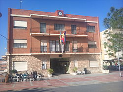 Almussafes town hall
