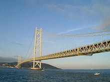 「明石海峡大橋」の画像検索結果