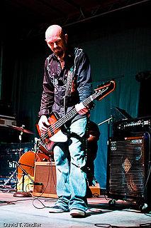Al Doughty British musician