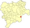 Albacete Albatana Mapa municipal.png