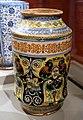 Albarello, Italy, Siena, c. 1500-1510, maiolica - Wadsworth Atheneum - Hartford, CT - DSC05112.jpg