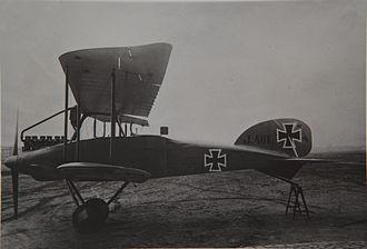 Albatros J.I - Image: Albatros J.I