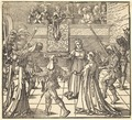 Albrecht Dürer - Masquerade Dance with Torches.tif